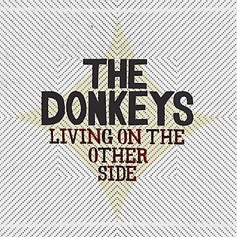 Donkeys - Living on the Other Side [CD] USA import