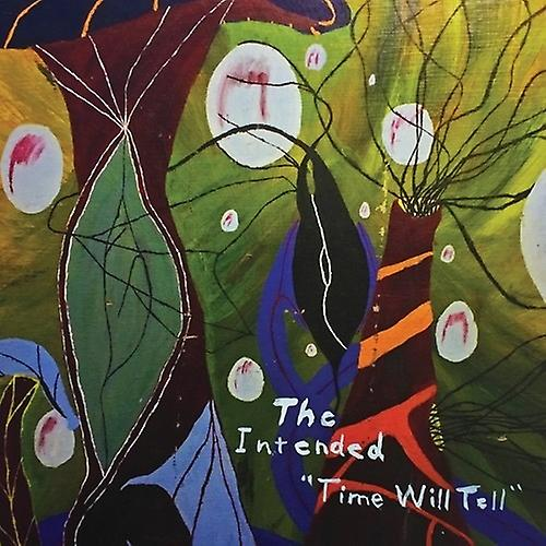 Intended - Time Will Tell [CD] USA import