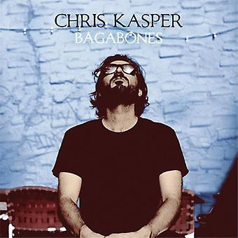 クリス Kasper - Bagabones [CD] USA 輸入