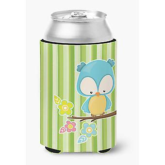 Carolines Treasures  BB7092CC Bird on Branch Can or Bottle Hugger