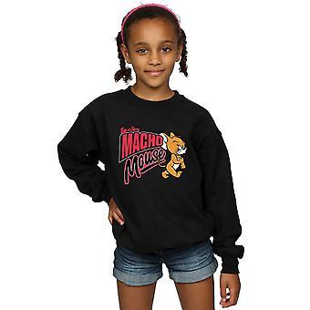 Tom och Jerry flickor Macho mus tröja