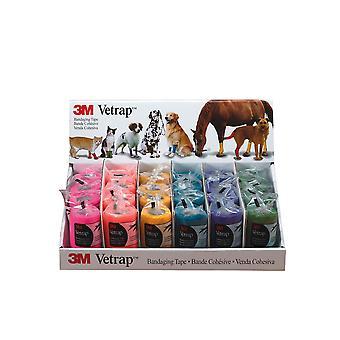 Vetrap Binde Display Pack (Packung mit 24)