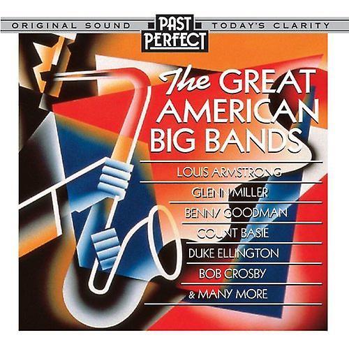 Grote Amerikaanse Big Bands van de jaren 30 & 40s [Audio-CD] diverse artiesten