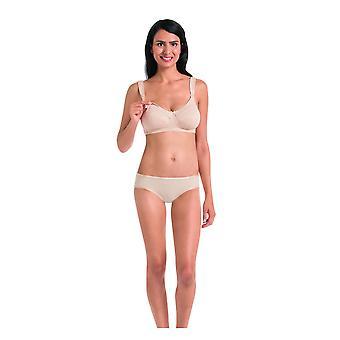 Miss cotone deserto nudo in cotone Anita Maternity 5055-753 donna Non-cablato Premaman Allattamento reggiseno
