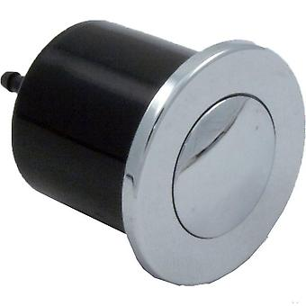 Herga 59-345-1020 Chrome Microbore Air Button