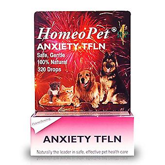 Strach HomeoPet lęk podróży, choroba lokomocyjna ulgi dla kota, psa i małych zwierząt