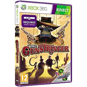The Gunstringer (includes Fruit Ninja Kinect) - Kinect Required (Xbox 360) - New
