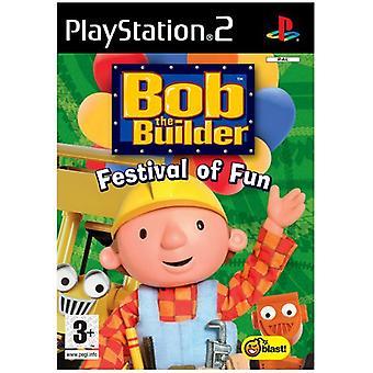 Bob the Builder Festival of Fun (PS2) - New