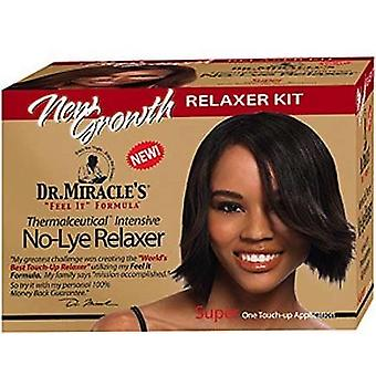 Dr. Miracle No Lye Relaxer Kit Super