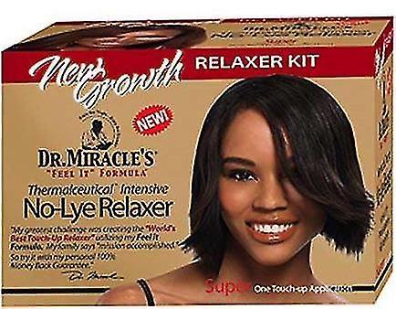 Dr. Miracle No Lye Relaxer Kit Super