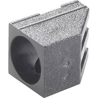 Richco LEDH-909-235 LED socket Polyamide Suitable for LED 5 mm