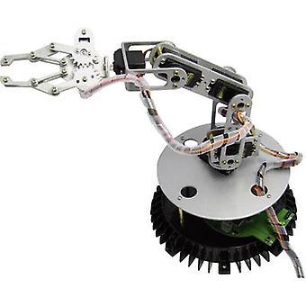 Bras de Robot métallique ARexx RA1-PRO