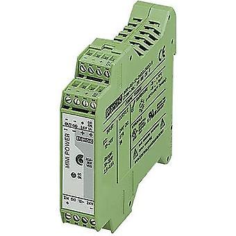 فينيكس الاتصال MINI-PS-12-24DC/24DC/1 السكك الحديدية التي شنت PSU (DIN) 24 V DC 1 A 24 W 1 x