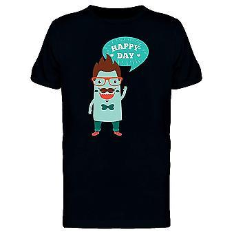 Szczęśliwy dzień Koszulka męska-obraz przez Shutterstock