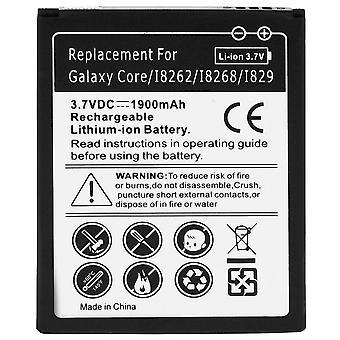 Batterie pour Samsung Galaxy Core I8260 / G350 Plus, 1900 mAh batterie de rechange
