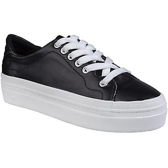 Rocket Dog Womens Milkyway Flatform plate-forme lacets chaussures