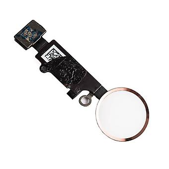 Stuff Certified® Apple iPhone 7 - AAA + Home Button Flex Cable Assembly with Rose Gold