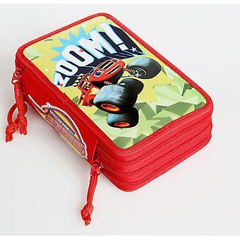 3 school bag Zip Blaze