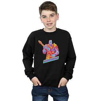 Marvel Boys Thor Ragnarok Korg's Ghost Sweatshirt