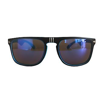 Viper Wayfarer (Black/blue)