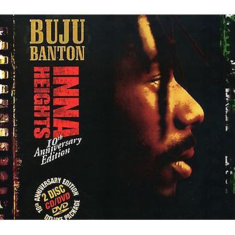 Buju Banton - Inna højder 10th Anniversary Edition [CD] USA import