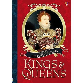 Rois et reines de Ruth Brocklehurst - Ian McNee - 9781474923606 livre