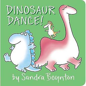 Dinosaur Dance! by Sandra Boynton - Sandra Boynton - 9781481480994 Bo