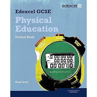 Livro de aluno Edexcel GCSE PE por Tony Scott - livro 9781846903724