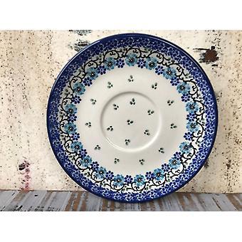 Saucer for pot / ball cups, Royal Blue, BSN A-0672