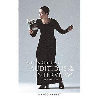 Actor's Guide till Auditions och intervjuer