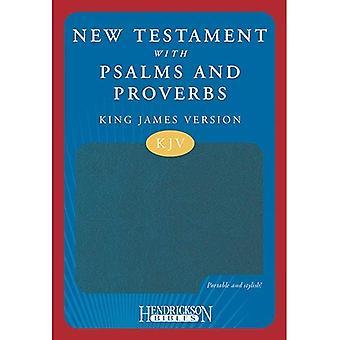 Nieuwe Testament met Psalmen en spreuken: koning James Version
