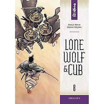Lone Wolf and Cub Omnibus Volume 8