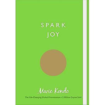 Spark glädje: En illustrerad Guide till den japanska konsten att städa