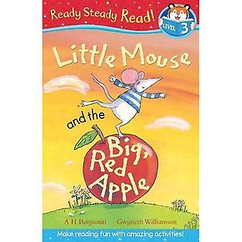 Petite souris et la grosse pomme rouge (prêt lecture régulière)