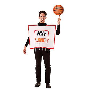 Basketball basket costume basketball basket dunking sports men