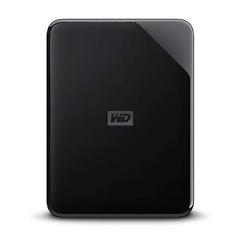 WD Elements SE Portable Hard Drive - 4 TB Black