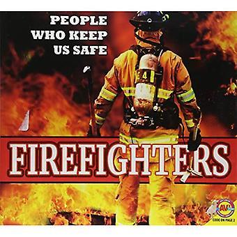 Brandweerlieden (mensen die ons veilig)