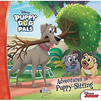 Adventures in Puppy-Sitting (Puppy Dog Pals)