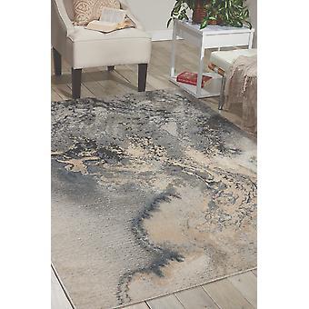 Maxell MAE08 rectángulo gris alfombras alfombras modernas