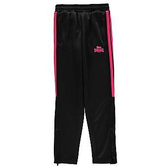 Lonsdale filles 2 Stripe survêtement conique bas pantalon pantalon Kids