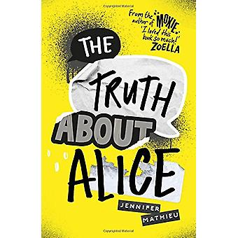 The Truth About Alice by Jennifer Mathieu - 9781444944747 Book