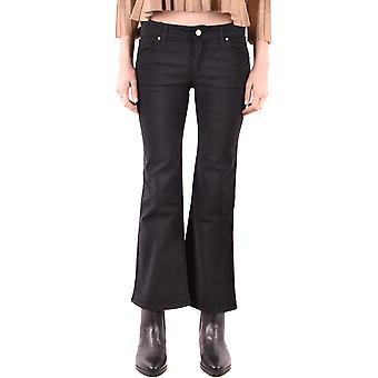 Armani Jeans Black Cotton Jeans