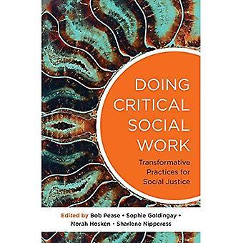 Kritische Arbeit soziale