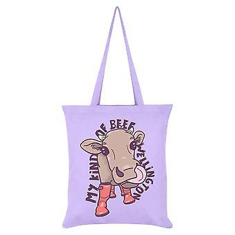 Grindstore My Kind Of Beef Wellington Tote Bag