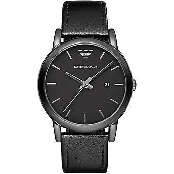 Emporio Armani Ar1732 Classic Black Dial Men's Watch