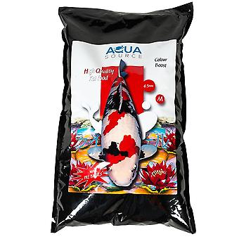 Aqua Source Colour Boost Koi Food 10kg
