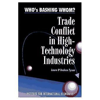 Qui est Bashing qui?-commerce des conflits dans les Industries de haute technologie