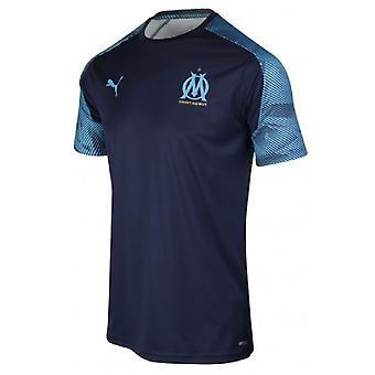 2019-2020 Marseille trenings skjorte (Peacot)