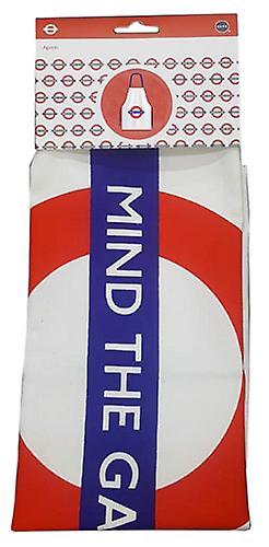 Tfl™6003 licensed underground™ roundel print apron