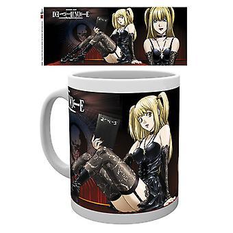 Death Note Misa Amane Boxed Drinking Mug